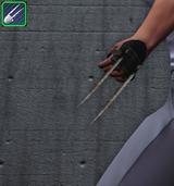 Arme de main - Singulier NQ9 1