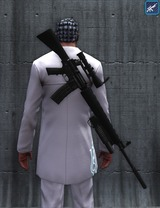 Fusil d'assaut - Rare NQ4