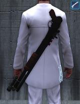 Fusil à pompe - Rare NQ9 2