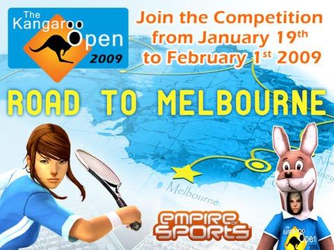 Plus de 3000€ à gagner au Kangaroo Open!