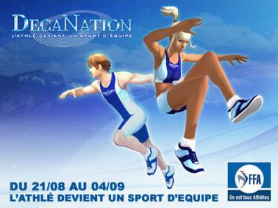 Empire of Sports - L'Equipe.fr Tennis Tour se termine et le DecaNation arrive !
