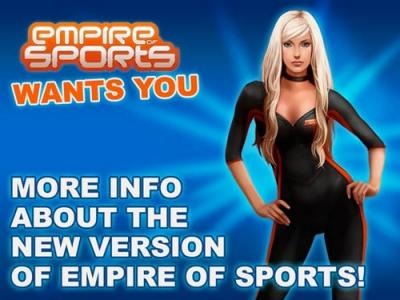 Empire of Sports - Vivement lundi