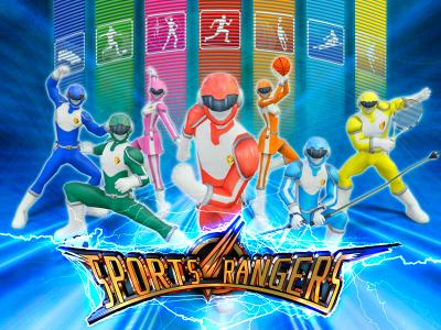 Empire of Sports - Les Sports Rangers et le playtest du tennis