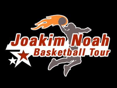 Joachim Noah Basket-ball Tour