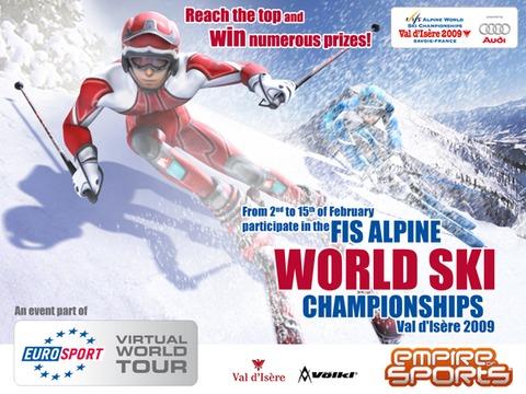 Empire of Sports - Une semaine de ski, ça vous tente?