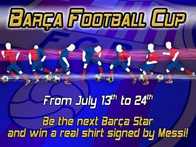 La Barça cup a rendu son verdict