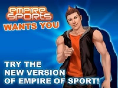 Empire of Sports - Exclusivité mondiale