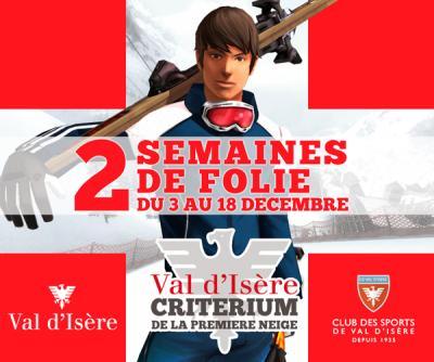 Empire of Sports - Tempête de neige sur Val d'Isère