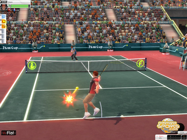 Tennis - Revers