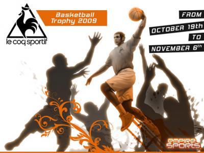 Basket-ball Trophy 2009