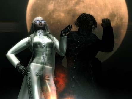 The Matrix Online - Image Retrieval - Masques d'Halloween #1