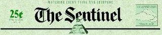 The Sentinel - Pendhust-Amaranth a encore des ennuis!