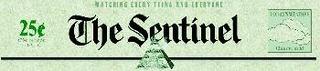 The Sentinel - L'eau de la ville contaminée