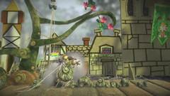 Une touche de MMO dans LittleBigPlanet ?