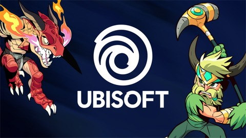 Ubisoft Entertainment - Ubisoft rachète le studio Blue Mammoth Games, développeur de Brawlhalla