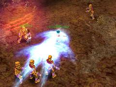 GodsWar Online, « premier vrai MMORPG jouable sur Facebook »
