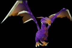 Pets : dragon volant