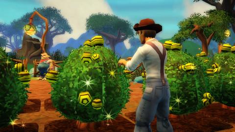 FreeRealms - Free Realms à la ferme