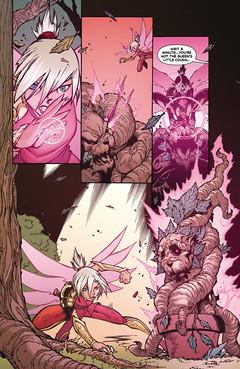 Comics Free Realms : page 4