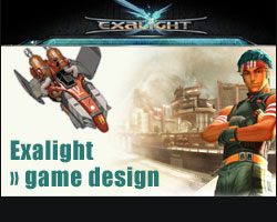 Interview JOL : le game design d'Exalight
