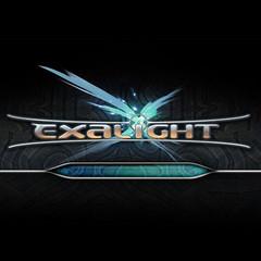 Le logo du MMORG Exalight