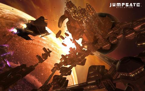 Codemasters - Jumpgate Evolution prend du retard, Codemasters poursuit NetDevil