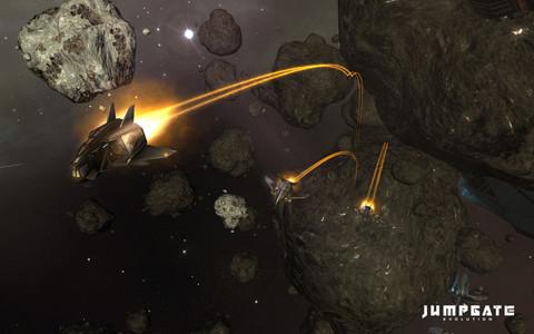 Jumpgate Evolution - Minage et types de Minerais