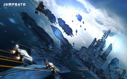 Jumpgate Evolution - Une nouvelle capture d'écran