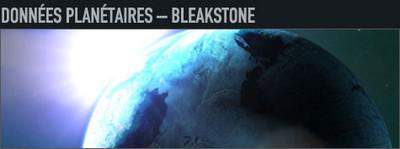 Planète Bleakstone