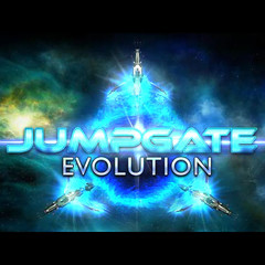Le logo de Jumpgate Evolution