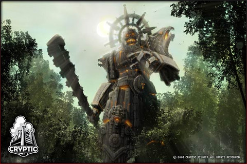 Cryptic Studios - Un nouveau titre chez Cryptic, dévoilé cet été
