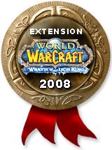 JOL d'Or de l'Extension 2008