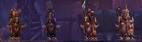 World of Warcraft - Naxxramas: Les quatre cavaliers