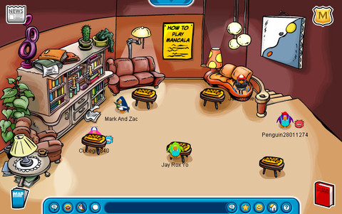 Club Penguin - Après onze ans d'exploitation, Club Penguin fermera ses portes fin mars