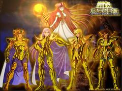 Sega et Perfect World annoncent Saint Seiya Online