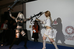 Défilé cosplay au Festival