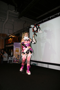 FJV 2008 : Concours Cosplay