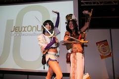 FJV 2008 : Récompenses du concours Cosplay
