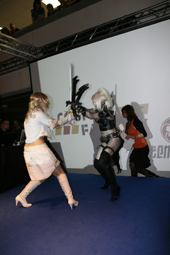 FJV 2007 - Concours Cosplay
