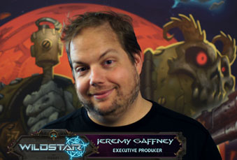 Gaffney, Jeremy - Jeremy Gaffney quitte son poste de président de Carbine Studios