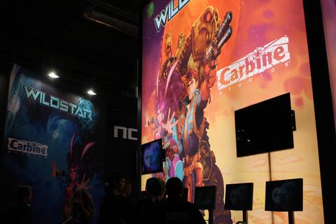 Découvrez Wildstar à la Paris Games Week