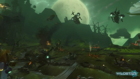 Wildstar Wednesday : L'insurrection de Brightland
