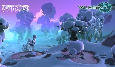 Image article Polycount sur les graphismes - WildStar Environments1