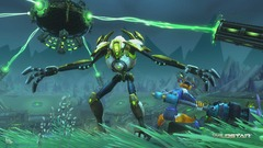 Guerrier de WildStar - Warrior classdrop 07