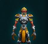 Armures du guerrier mordesh (Exil)