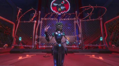 Dome de Carnage (Arène) - Arena3