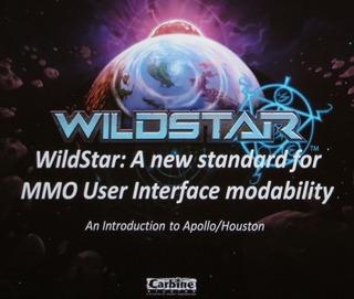 L'interface utilisateur dans Wildstar : une nouvelle approche
