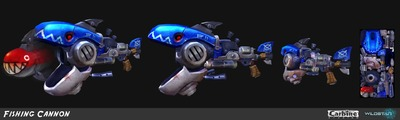 Image article Polycount sur les graphismes - WildStar max fishing cannon e1370299224154