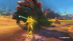 Guerrier de WildStar - Warrior classdrop 08