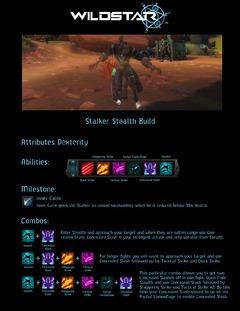Stalker Stealth